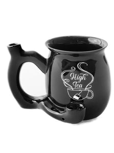 High Tea Ceramic Pipe Mug