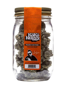 Koko Nuggz Chocolate Buds 4.5 oz Jars