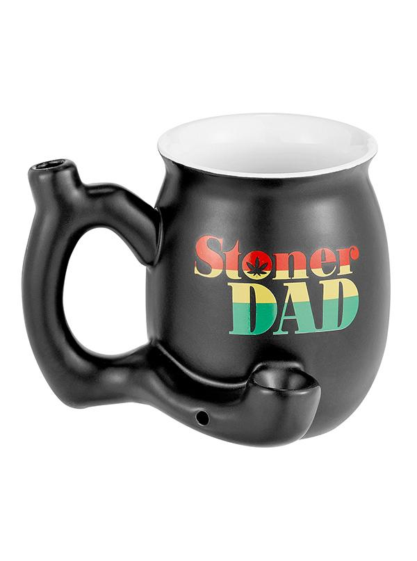 Stoner Dad Roast & Toast Ceramic Mug