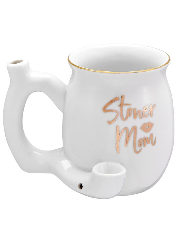 Stoner Mom Roast & Toast Ceramic Mug