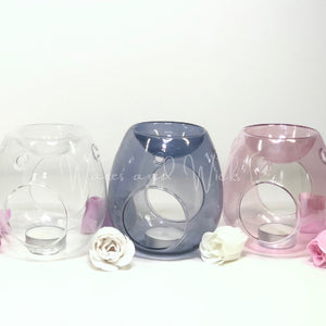 Glass Wax Warmers - Waxes and Wicks