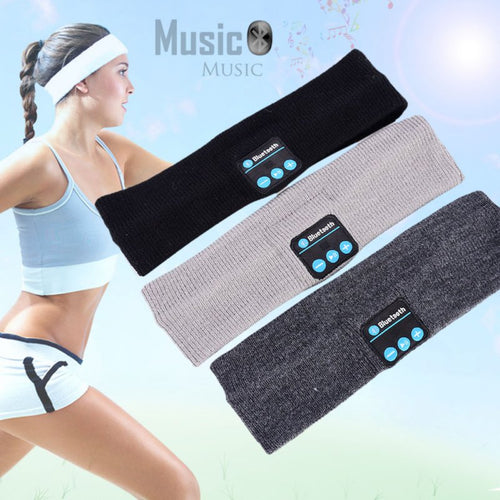 Bluetooth Music Headband - Popular Gadget Fun