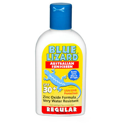 Blue Lizard Regular SPF 30+
