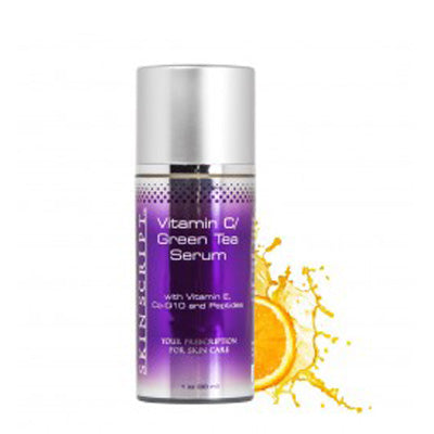 Skin Script Vitamin C/Green Tea Serum