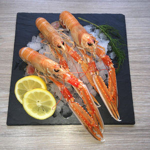 Langoustines  FIFE DELIVERY - FRIDAY