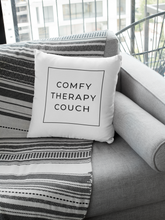 Load image into Gallery viewer, comfy therapy couch pillow case