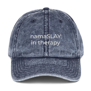 namaSLAY in therapy cap