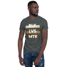 Load image into Gallery viewer, BLK LVS MTR t-shirt