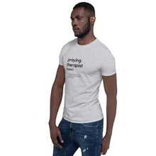 Load image into Gallery viewer, praying therapist t-shirt