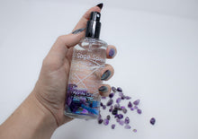 Load image into Gallery viewer, Crystal Infused Moon Water Sage Spray