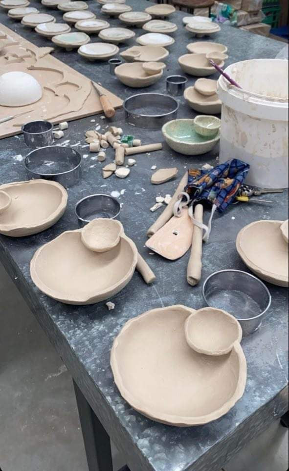 Adults Clay Sampler- Term 1 Tuesday classes
