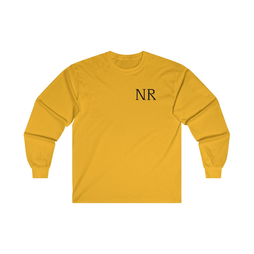 NR (Long Sleeve Tee) Yellow