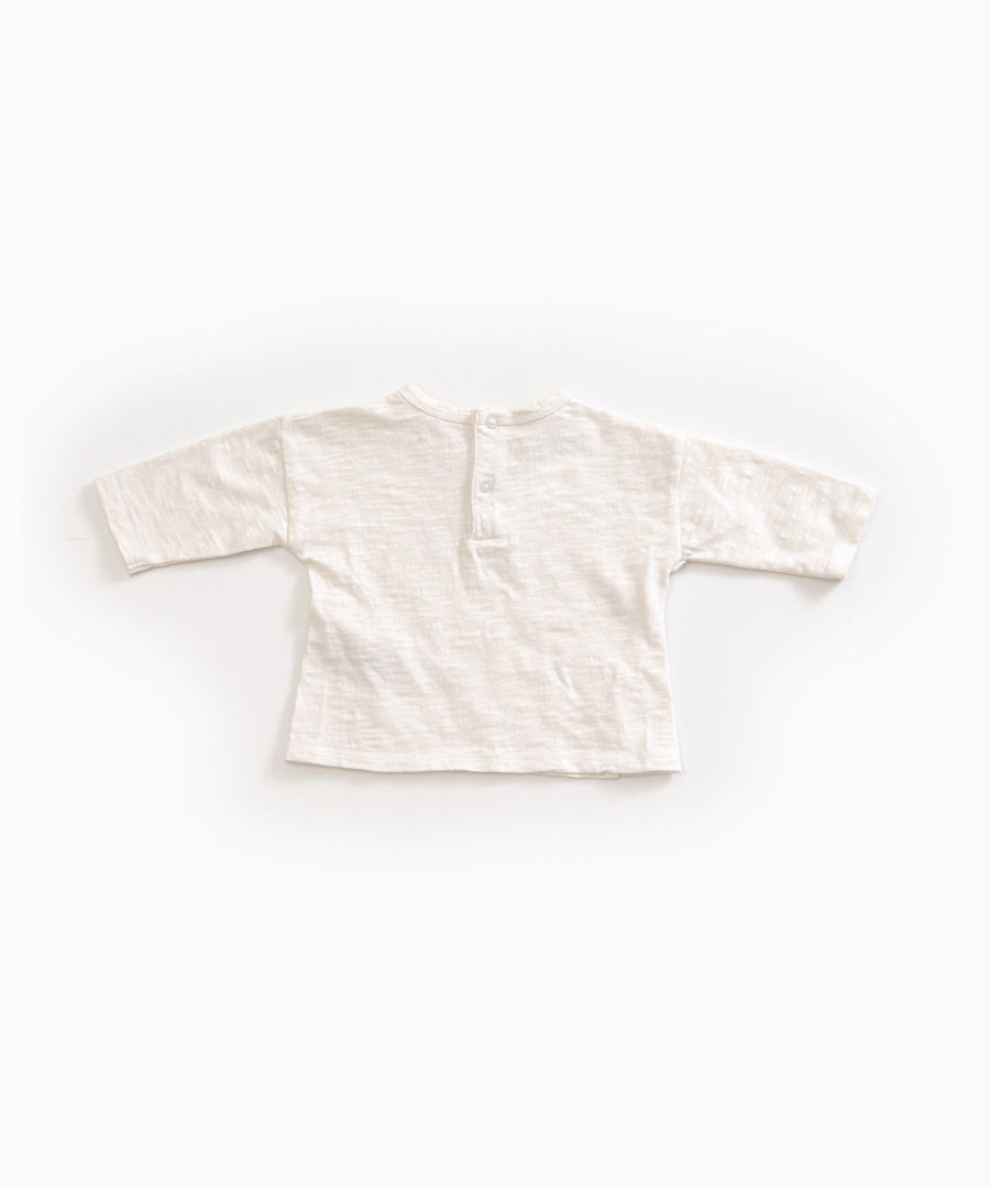Play Up Organic Cotton Long Sleeve Tee