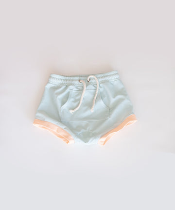 Nudie Bumm Recycled Fabric Krew Swim Shorts