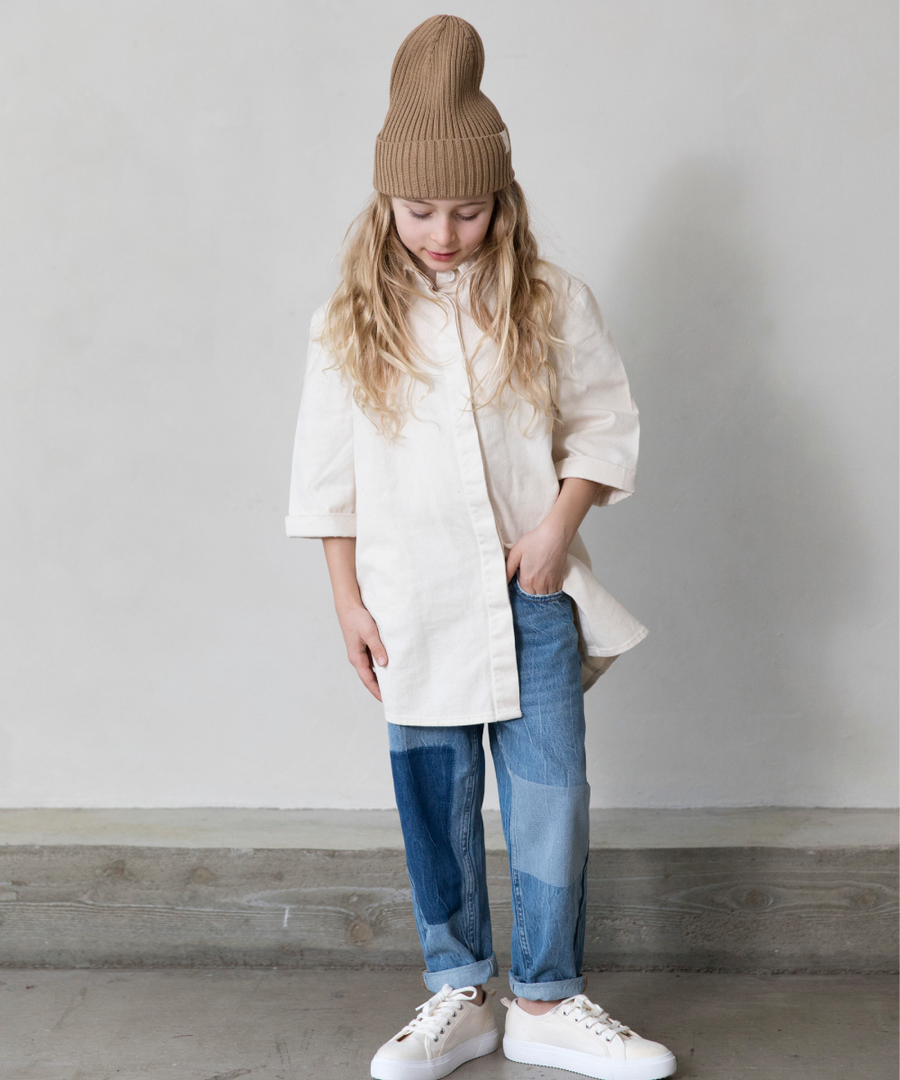 I Dig Denim Timber Denim Organic Cotton Shirt