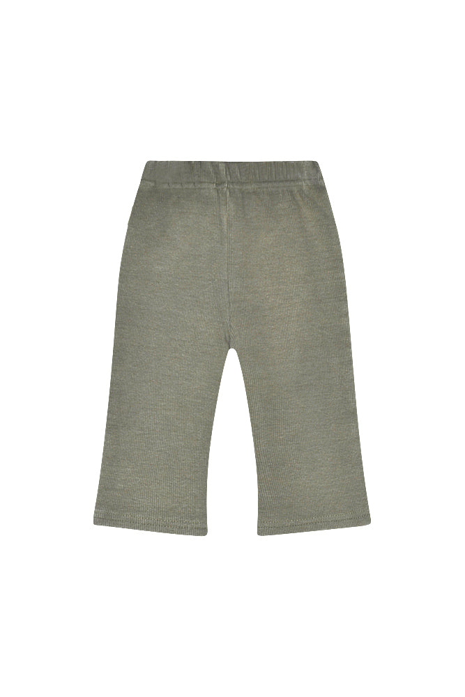 I Dig Denim Flan Flare Organic Cotton Pants