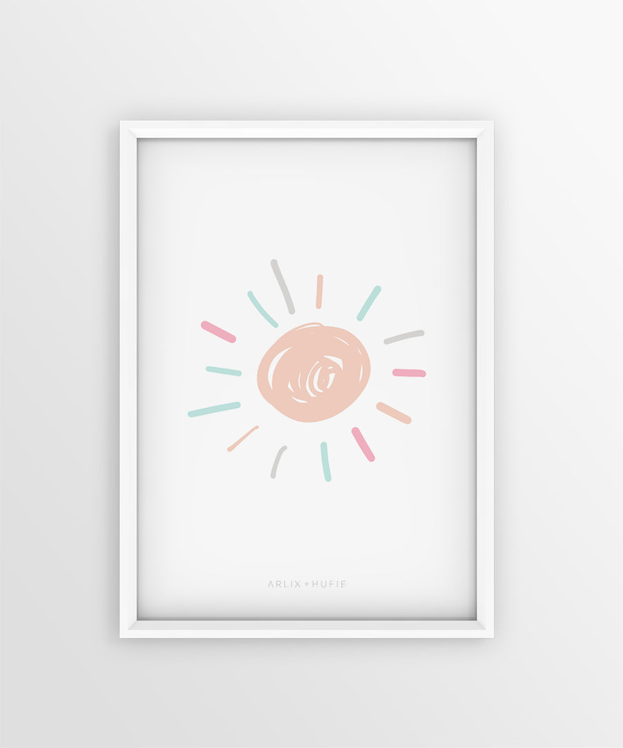 Nursery & Kids Wall Art A5