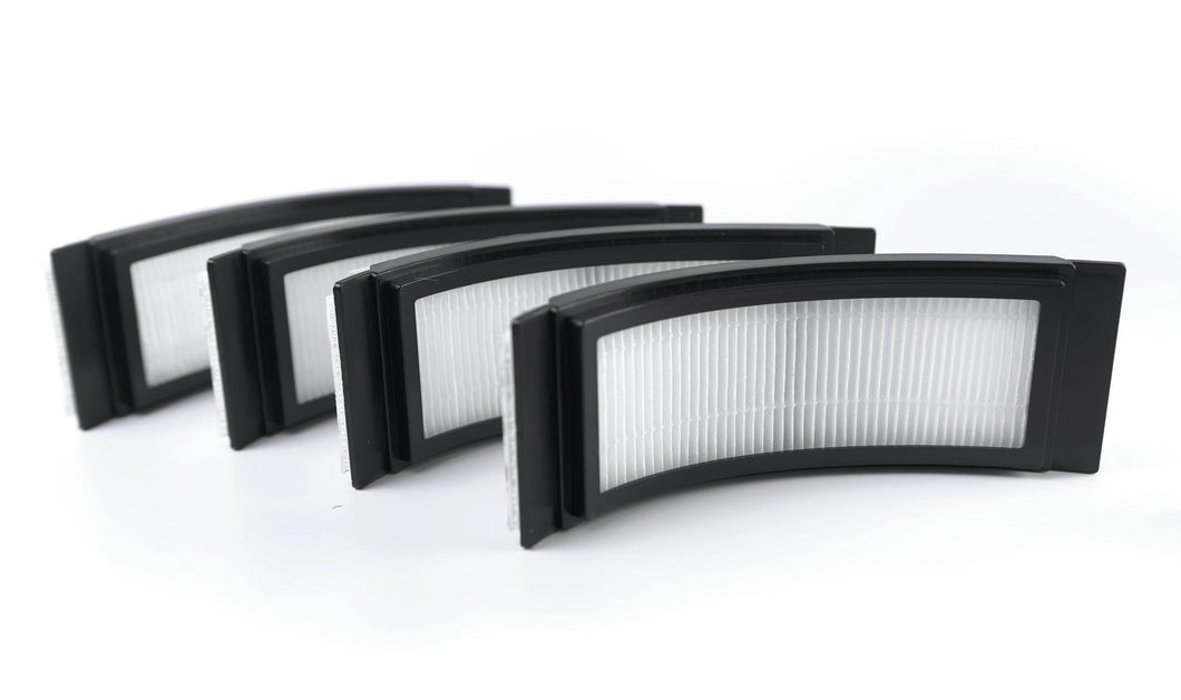 Hepa Replacement Filters - Set of Four
