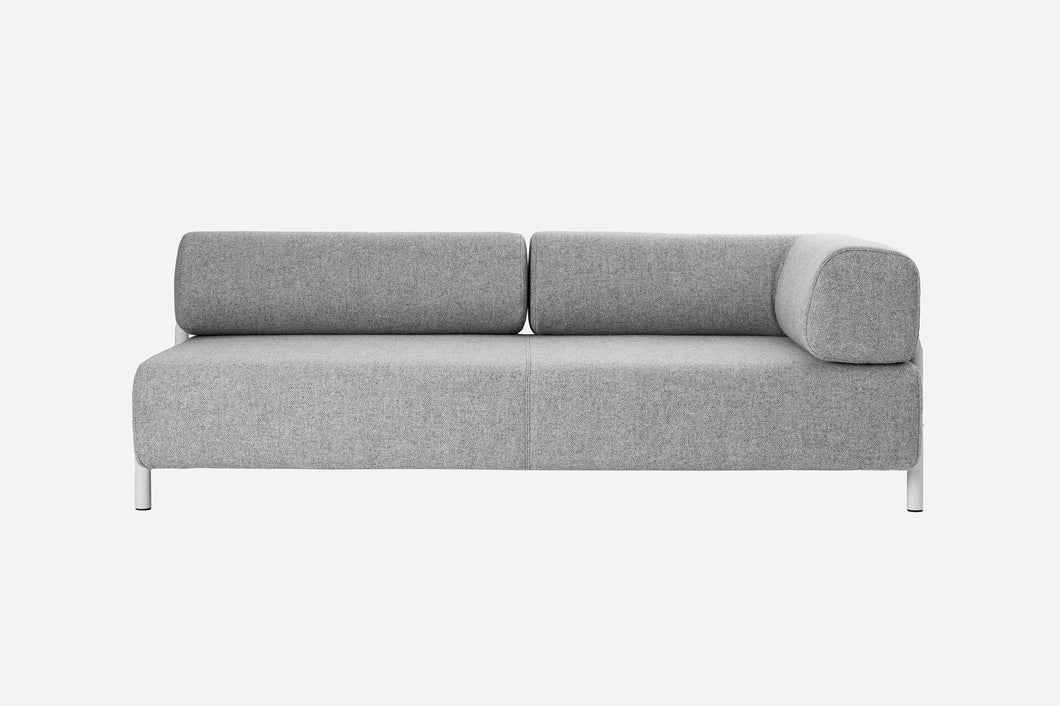 Palo 2-Seater Chaise Right by HEM Design Studio