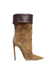Load image into Gallery viewer, Sofia high-heel suede boots