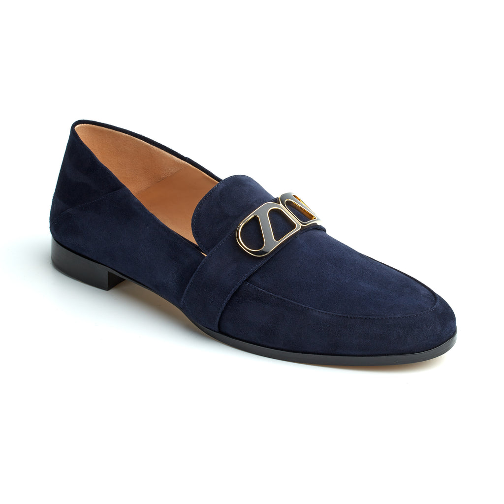 Blair suede loafers
