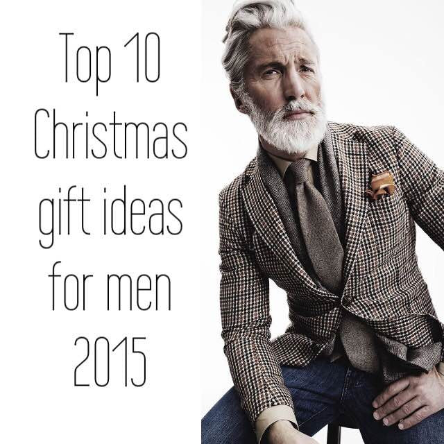 Top 10 Christmas Gift Ideas for Men 2015