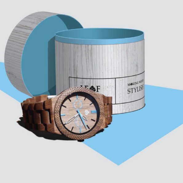 New Brand and New Watches -  Leafwood Wooden Watches