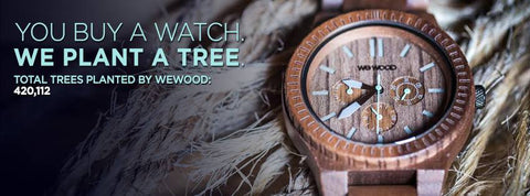 Wewood Kappa Nut Wood Watch