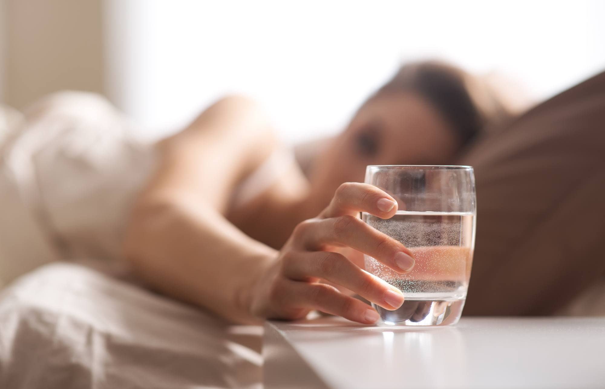 The Benefits of Drinking Water in the Morning