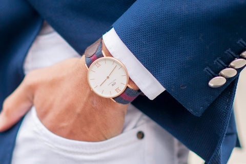 Daniel Wellington Watch - Mule Ties