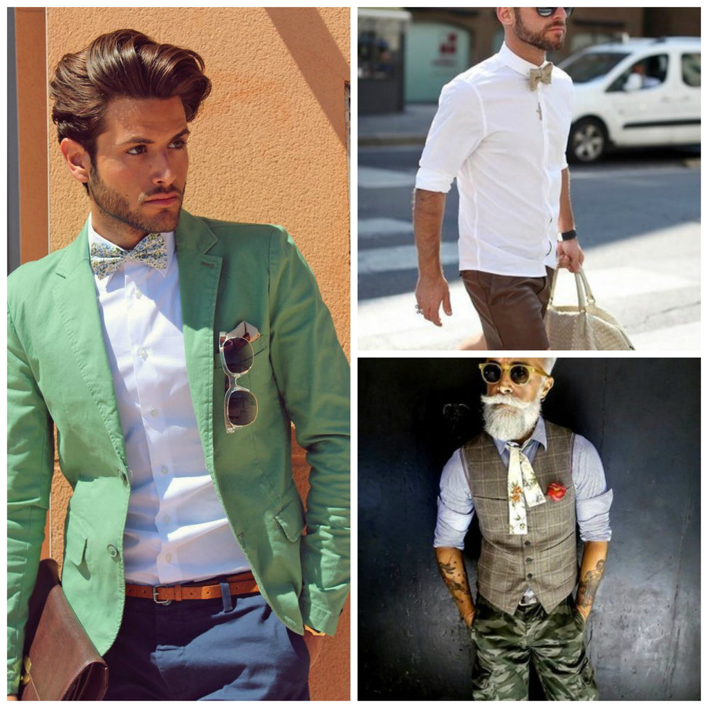 Bow Ties are Cool  2016 top bow tie styles