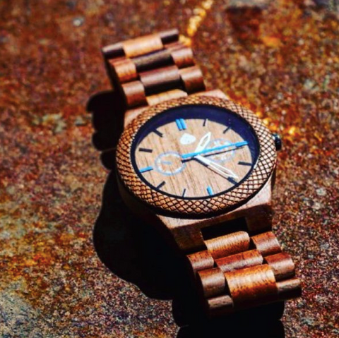 Leafwood Wooden Watches