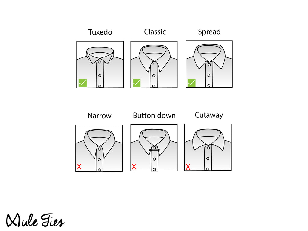 How to Tie a Tie - The Trinity Knot the best collar for the necktie