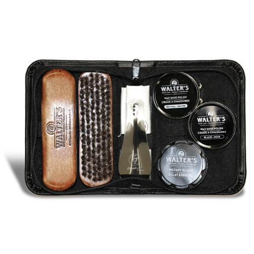 Shoe Polish Kit - Mule Ties
