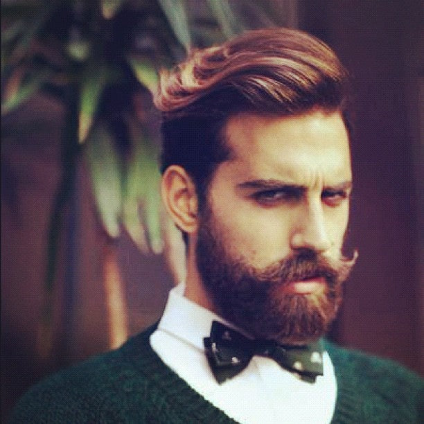 Groovy 7 Of The Coolest Beard Styles For Men In 2016 Mule Ties Short Hairstyles For Black Women Fulllsitofus