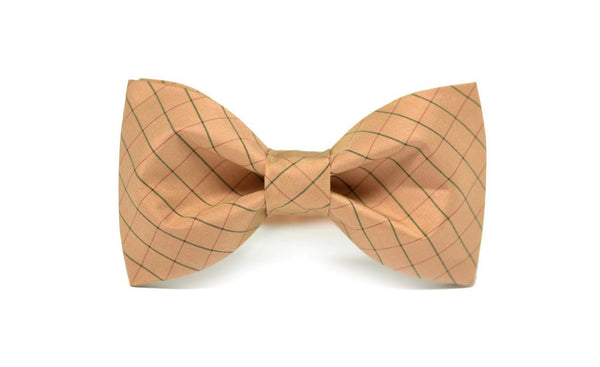 36Mule Butterscotch Bow Tie - MuleTies - 1