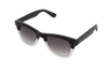 Komono - Allen Matte Black Transparent Sunglasses - Mule Ties