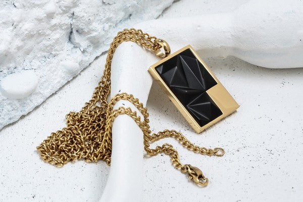 Alpen x Gold Necklace - Mule Ties