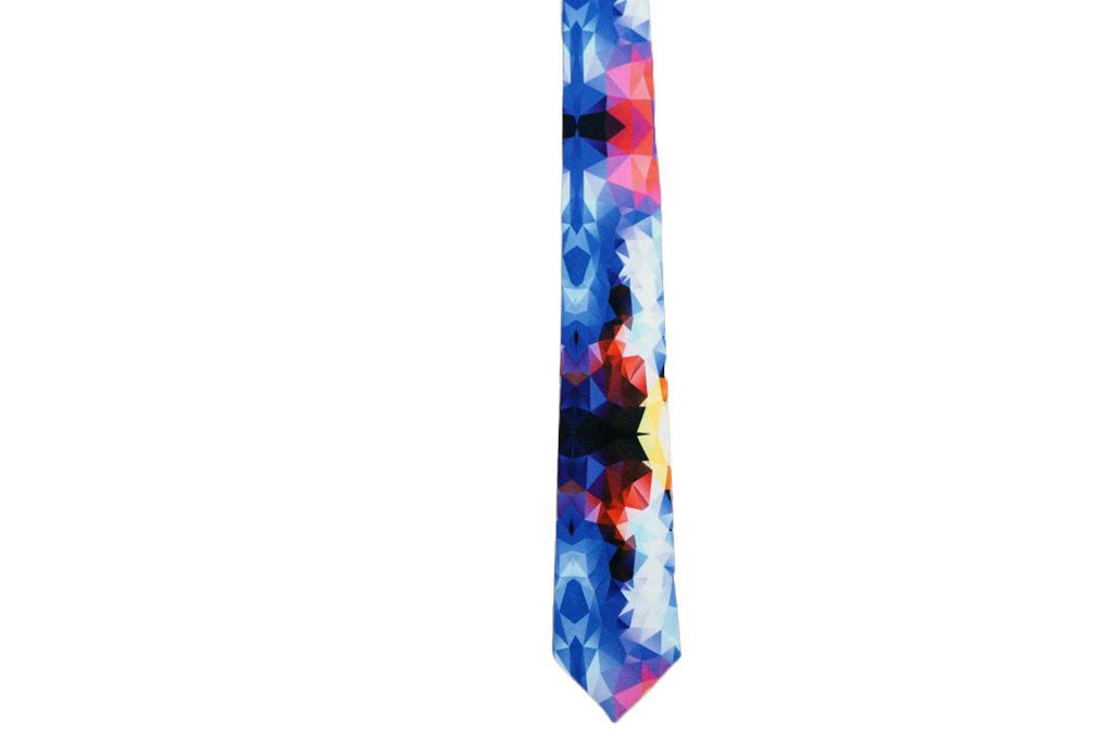 Brise Men's Neck Tie - Mule Ties