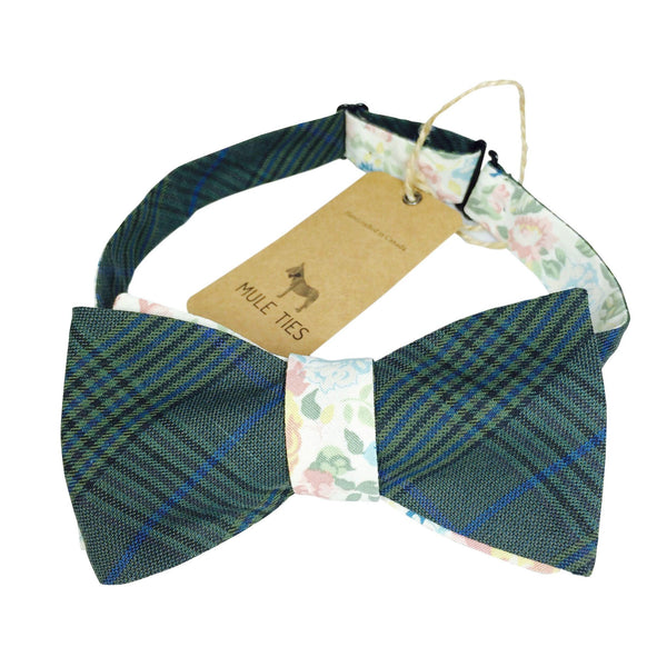 Beau Self-Tie Bow Tie - Mule Ties