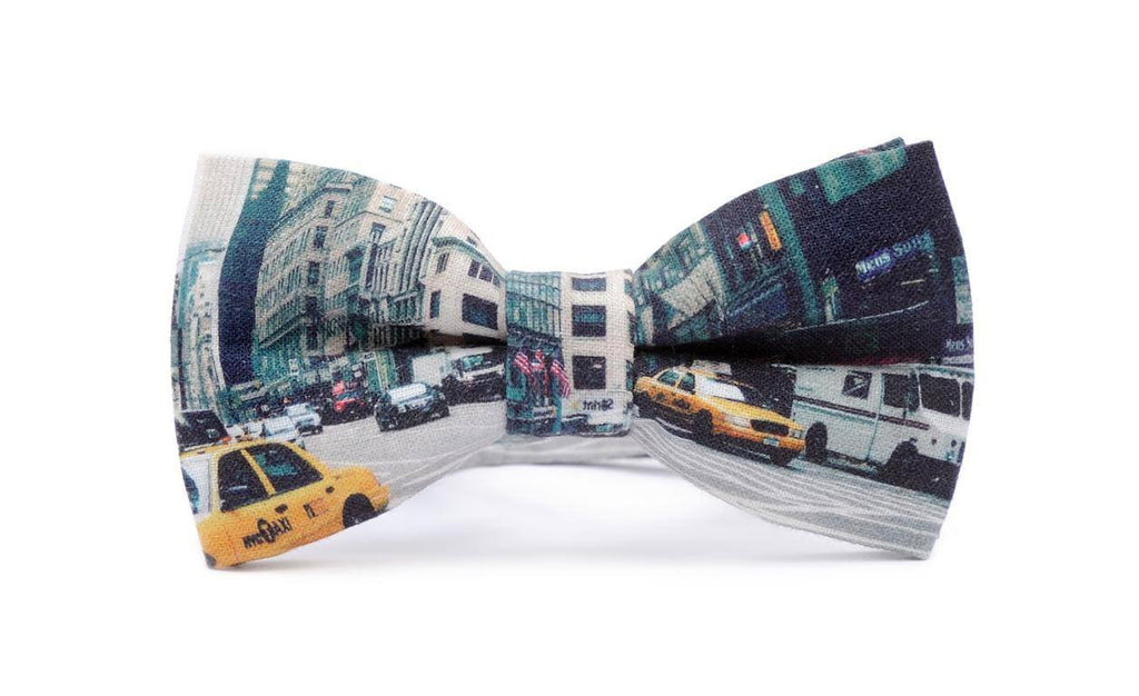 13Mule City Bow Tie - Mule Ties