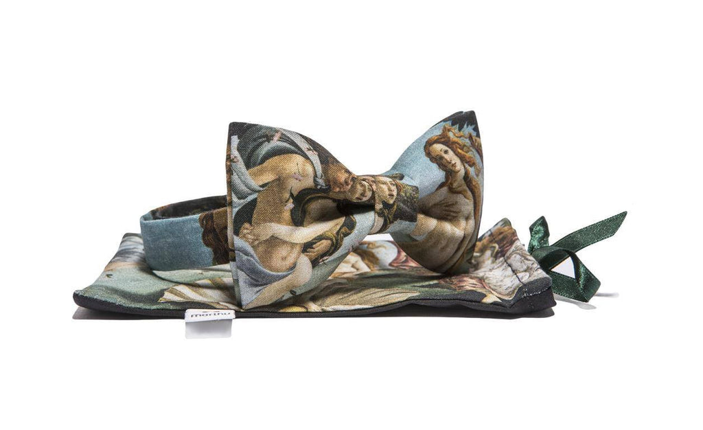 Birth of Venus Bow Tie - Mule Ties