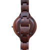 Leafwood Womens Wooden Watch