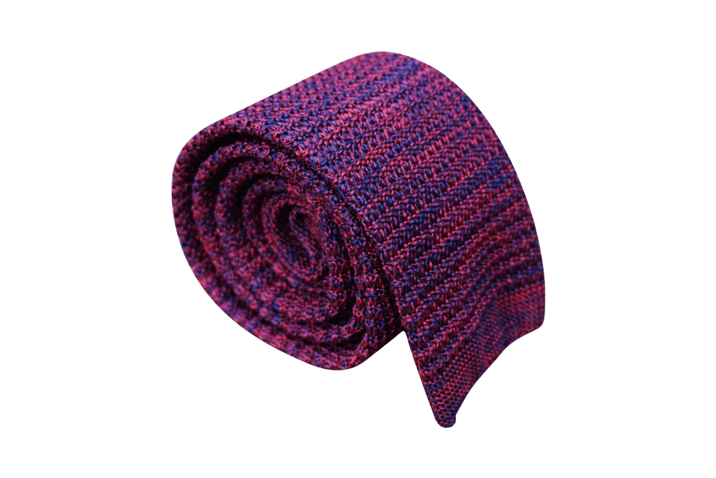 Jubilant Knitted Neck Tie for Men - Mule Ties