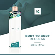 Exotiq Body To Body Oil