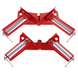 90 Degree Right Angle Miter Corner Clamp Picture Frame Holder