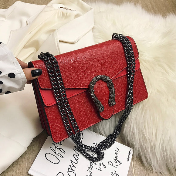 Personality Small Square Women Bag