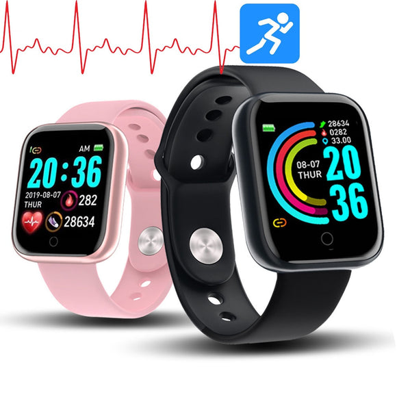 Smartwatch for Apple IOS Android Heart Rate Monitor