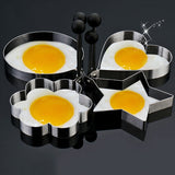 5pcs/ Egg Shaper