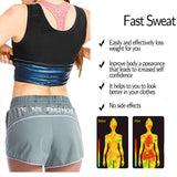 Tank Tops Body Shapers Thermo Shirt Sweat Sauna